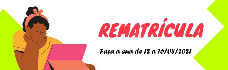 Rematrícula 2021/2