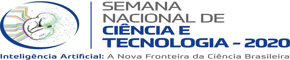 Semana Nacional de Ciências e Tecnologia - 2020